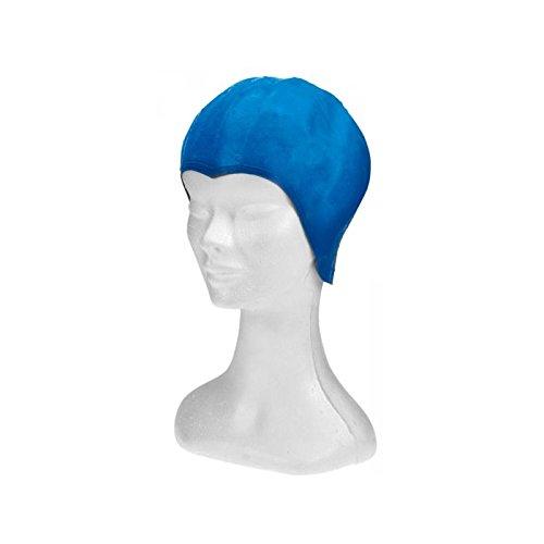 Sibel - Bonnet Mèche Bleu Caoutchouc