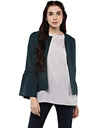 Harpa Women's Jacket (GR4089_Green_Small)
