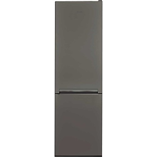 Hotpoint H8A1ESB.1 Freestanding Fridge Freezer -Gun Metal
