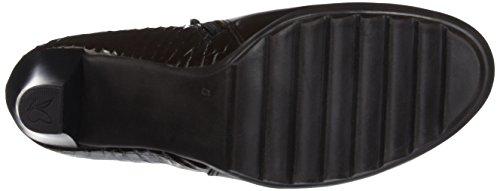 Caprice 24701, Bottes Classiques Femme Marron (Dk Brown Comb 328)