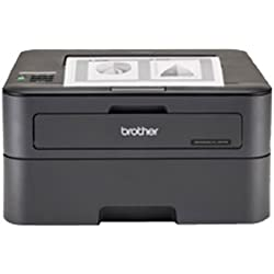 Brother HL-L2321D Laser Printer With Duplex Printing, Black
