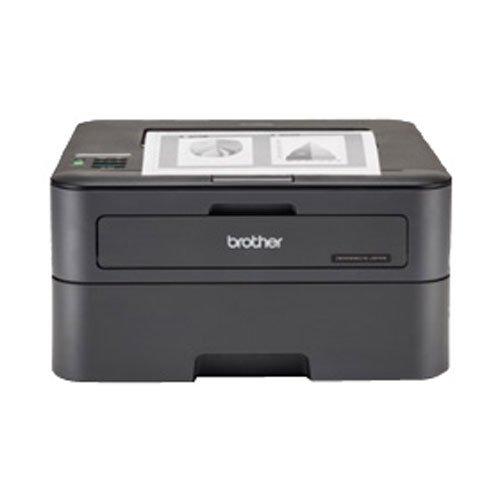 Brother HL-L2321D Laser Printer With Duplex Printing, Black