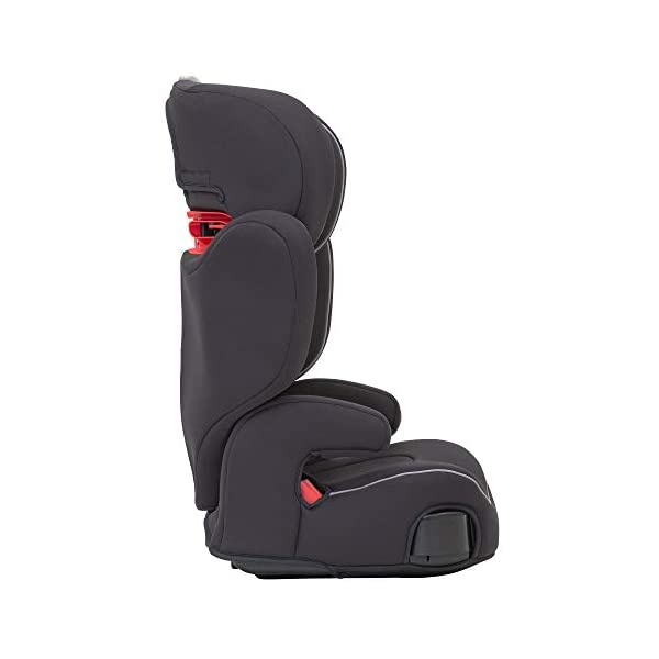 Graco Assure Highback Booster Car Seat, Group 2/3, Black Graco For children 15 to 36kg (approx. 4 to 12 years) Safety surround side impact technology, which gives your child the best head and body protection Built-in armrest and soft seat cushions add comfort to every journey 3