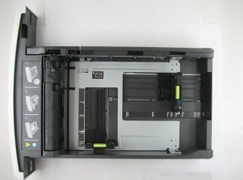 Lexmark MX81x//MX71x 550-Sheet Tray