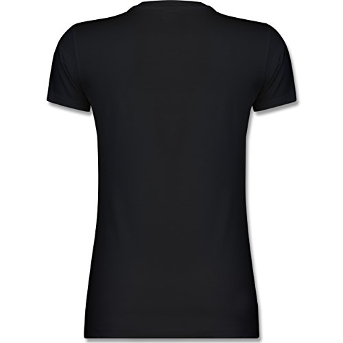 CrossFit & Workout - Today is a good day to workout - tailliertes Premium T-Shirt mit Rundhalsausschnitt für Damen Schwarz