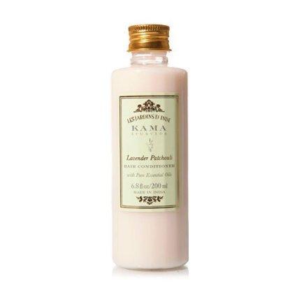Lavendel Hair Conditioner (Kama Ayurveda Lavendel Patchouli Hair Conditioner mit reinem ätherischen Ölen von Lavnder und Patchouli, 200ml aus snehgal Store)