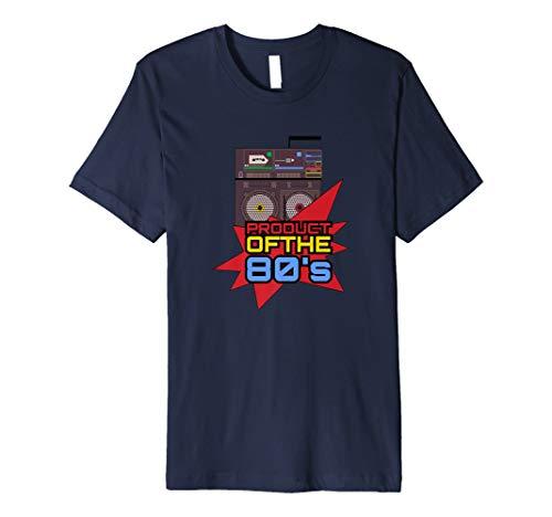 Produkt Der 80Er T-Shirt 1980er T-Shirts & Zubehör