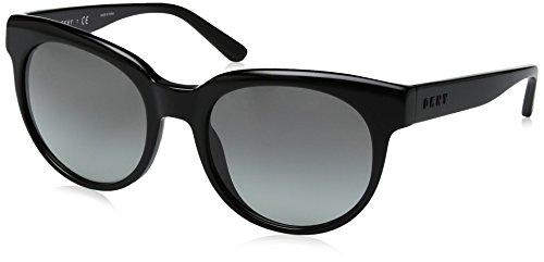 DKNY 0Dy4143, Gafas de Sol para Mujer, Negro (Black), 53