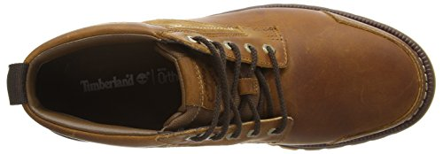 Timberland Larchmont, Bottes Chukka Homme Braun (Oakwood FG and Suede)