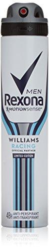Rexona Desodorante Antitranspirante Racing Men 200Ml