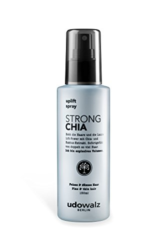 Udo Walz Hairfood Uplift-Spray Strong Chia, 1er Pack (1 x 150 ml)