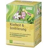 BACHBLÜTEN Tee Klarheit & Zentrierung Bio Salus 15 St Filterbeutel