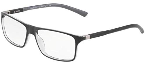 Starck eyes occhiali da vista 0sh1043m black grey uomo
