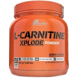 OLIMP SPORT NUTRITION L-Carnitine Xplode Powder 300 g Orange