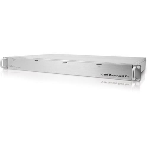 OWC Computing Solution Transfer External - OWC/Other World Computing Mercury Rack Pro 8TB 1U 4 Bay Rack Storage Solution, 7200 RPM, Up to 24Gb/s Data Transfer Rate, External mini-SAS