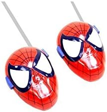 Shop & Shoppee Battery Operated Super Hero Walkie Talkie set for Kids ( Multicolor)