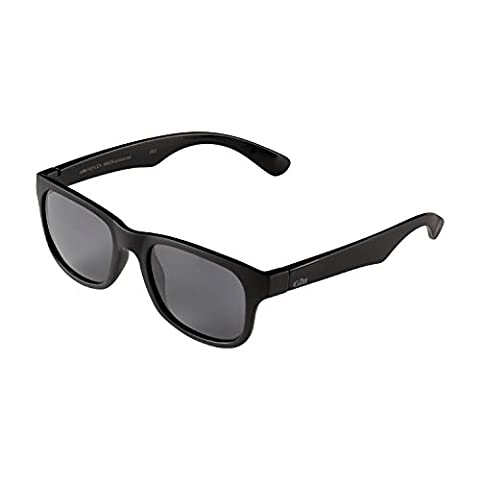 2017 Gill Reflex Sunglasses Black / Smoke 9662