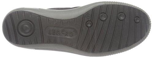 Legero - Tanaro, Scarpe da ginnastica Donna Nero (Nero (Nero 00))