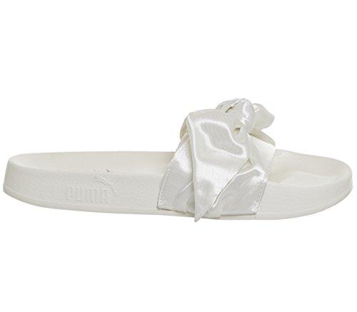 31249c018182 Puma X Fenty Bow Slide WNS by Rihanna 365774 02 Badelatschen 39