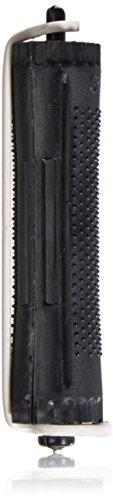 Efalock Professional Kaltwellwickler, 17 mm, schwarz, 1er Pack, (1x 12 Stück)