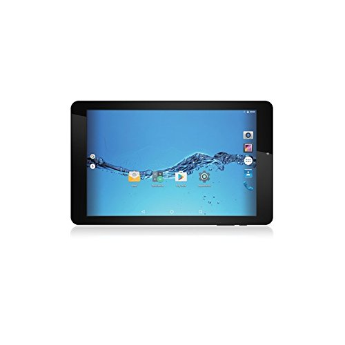 DigiLand DL1025GH Tablet 10,1' IPS 1280x800 MTK8735 QuadCore 1.1GHz 1GB 16GB 2+0,3Mpx GPS 4G Android 7.0, Nero