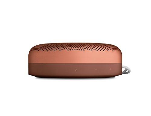 31UxOF 7C5L - [Euronics] B&O PLAY BeoPlay A1 Bluetooth Lautsprecher Tangerine Red für nur 149€ statt 188€