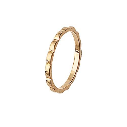 ISADY - Iadine Gold - Damen Ring - 18 Karat (750) Gelbgold