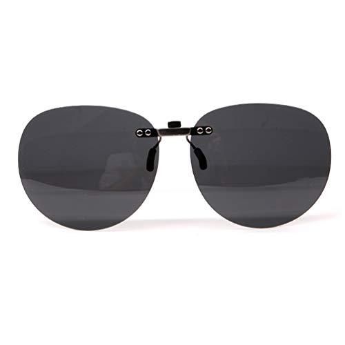 e54370e831 Embryform polarized Clip-On conduite lunettes de soleil, nouvellement conçu  Stylish Cat Eye lunettes de soleil en plein air