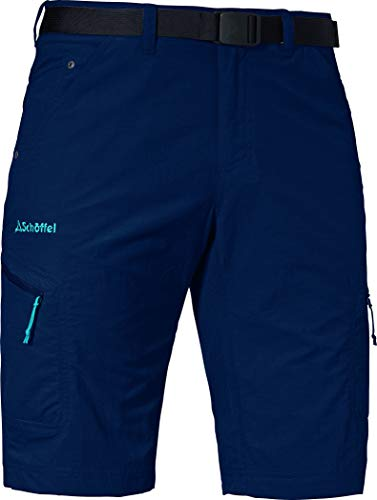 Schöffel Herren Shorts Silvaplana2' Hose Kurz, Dress Blues, 52