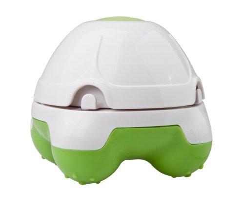 Medisana HM 840 Massagegerät mit Luffa 88520, grün