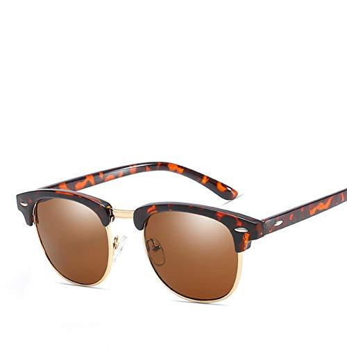 CCGSDJ Luxus Marke Polarisierte Sonnenbrille Der Männer Frauen Punkte Hue Retro Vintage Sonnenbrille Männliche Sonnenbrille Für Männer