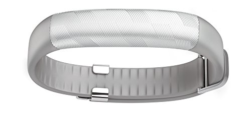 UP2 Activity + Sleep Tracker, Light Grey Hex (Silver), Classic Flat Strap  available at amazon for Rs.4359