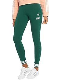 newest 08420 4578e adidas Mallas Originals para Mujer, Primavera Verano, Mujer, Color  Collegiate Green,…