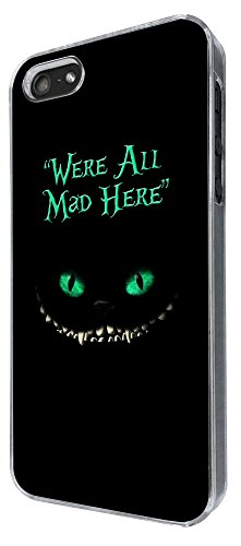 784-were-all-mad-here-scary-cat-design-iphone-se-5-5s-hulle-fashion-trend-case-back-cover-metall-und
