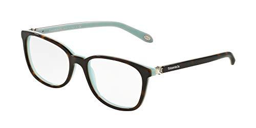 Tiffany & Co. Für Frau 2109hb Pearl Tortoise / Green Kunststoffgestell Brillen, 51mm