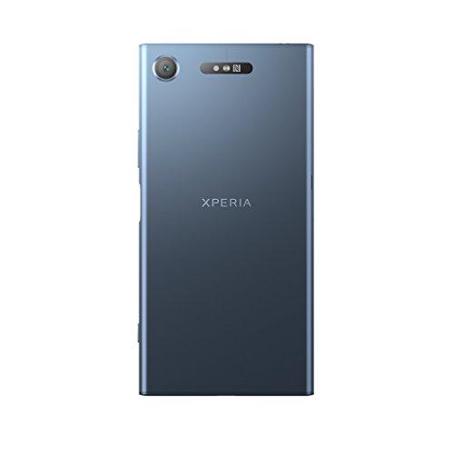 - 31UxvH2y 2B9L - Sony Xperia XZ1 Smartphone da 64 GB, Moonlite Blu [versione Italia]