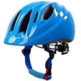 #8: NTC Professional Cycling / Skating Adjustable Helmet Blue Color Helmet