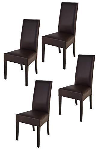 Tommychairs sillas de Elegancia y Design - Set de 4 Sillas Luisa...