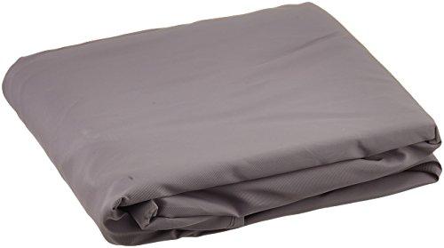 Tepro Universal Grillabdeckhaube für Smoker, mittel, taupe, 73.7 x 125.7 x 119.4 cm, 8707