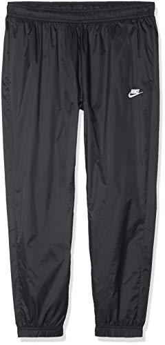 Nike Herren M NSW CE CF WVN CORE TRK Pants, Anthracite/White, S -