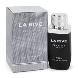 La Rive Prestige Grey Eau De Parfum Spray By La Rive - 2.5 oz -
