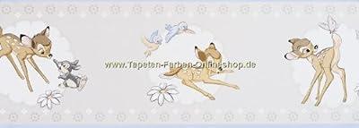00195 Bambi Bordüre selbstklebend von Kindertapete Kids @ Home 3 - TapetenShop