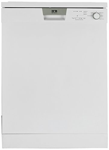 Ifb Free-standing 12 Place Settings Dishwasher (neptune Fx, White)