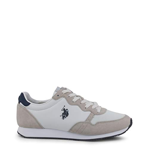 U.S. Polo - JANKO4056S9_TS1 Men's Sneakers White / 45 -