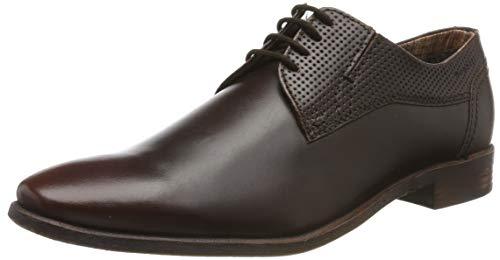 Bugatti 3.13159E+11, Zapatos Cordones Derby Hombre