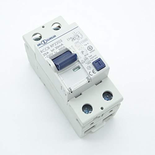 FI-Schalter 2x25/0,03 FI22.03