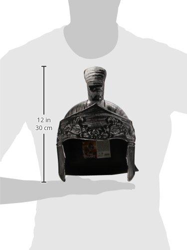 Imagen de casco romano sombrero headware accesorio para históricos antiguos griegos y romanos fancy dress up disfraces y trajes alternativa