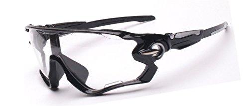 Occhiali da sole con lenti polarizzate per ciclismo, sportivi,moto,corso,golf,mtb,pesca,uomo e donna