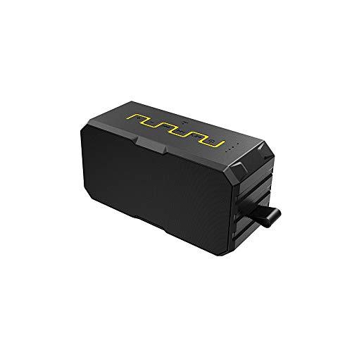 VNIUBI Mini Pocket Bluetooth Speaker - Haut-Parleur sans Fil Super-Portable avec des Basses Puissantes, Une Protection Anti-Goutte, Étanche, Contre Les Chocs Et La Poussière,3