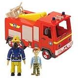 Sam le pompier - Coffret camion jupiter + Pack de ...